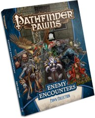 Настольная игра Pathfinder Pawns: Enemy Encounters Pawn Collection 1
