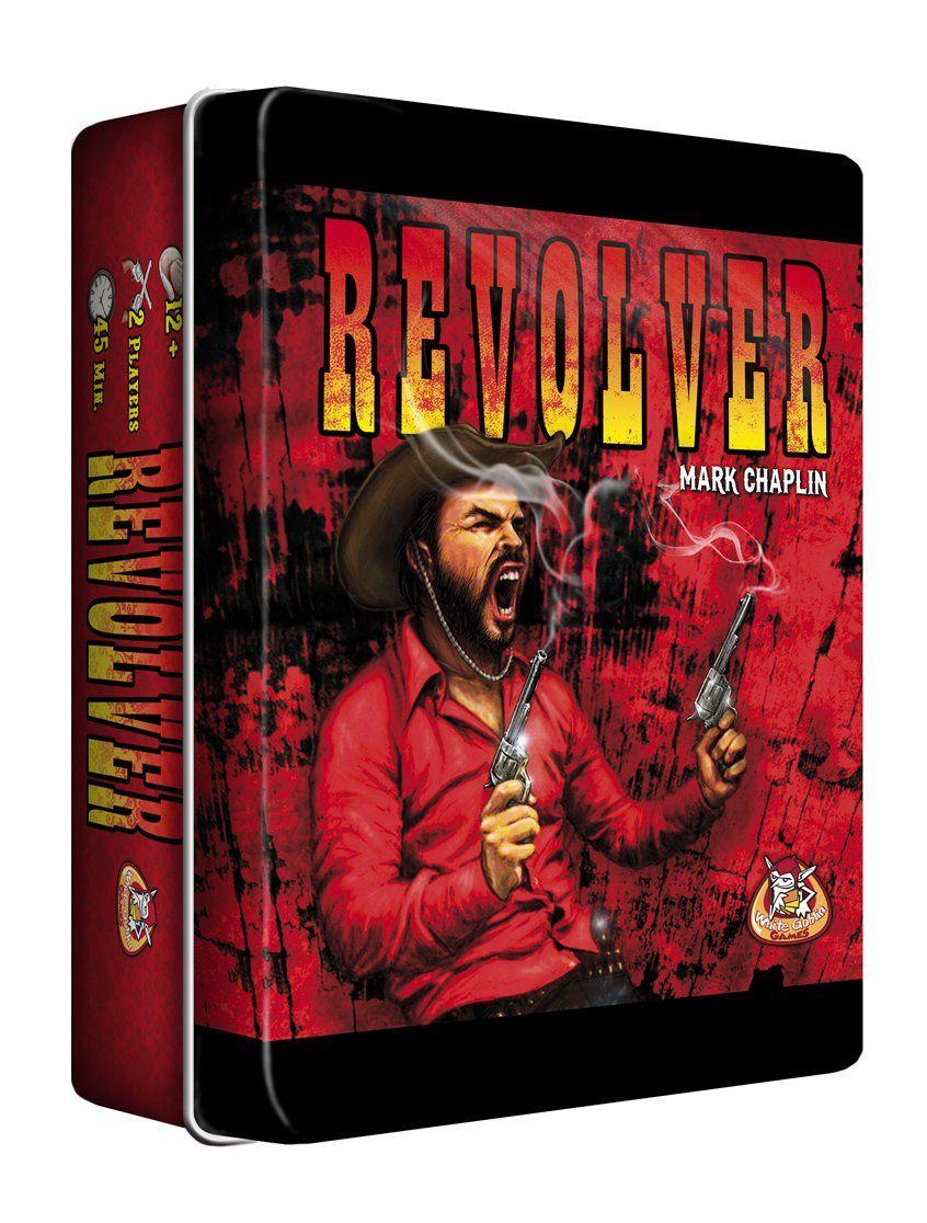 Настольная игра Revolver