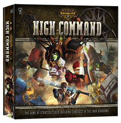 Настольная игра Warmachine: High Command Core Set