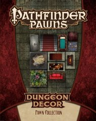 Настольная игра Pathfinder Pawns: Dungeon Decor Pawn Collection