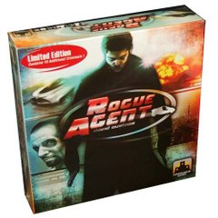 Rogue Agent(Limited Edition)