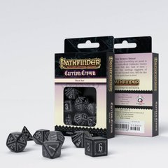 Набор кубиков Q Workshop Pathfinder Carrion Crown